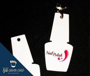 מחזיקי מפתחות לקידום מכירות הדפסת לוגו