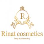 דוגמא ללוגו עבור rinat cosmetics